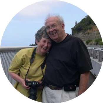 Helen and Bill Henderson