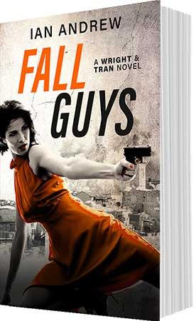 Fall Guys by Ian Andrew