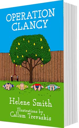 Operation Clancy by Helene Smith