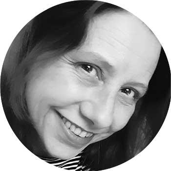Author Clare McWilliams