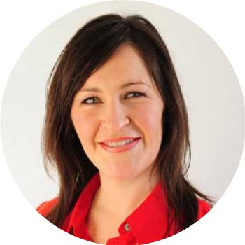 Author Lesley Walsh