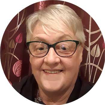 Author Linda Hutchinson