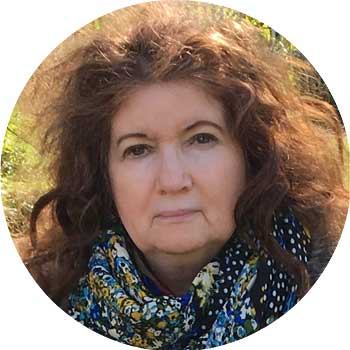Author Meg McCleery
