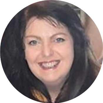 Author Rosemary Tumilty