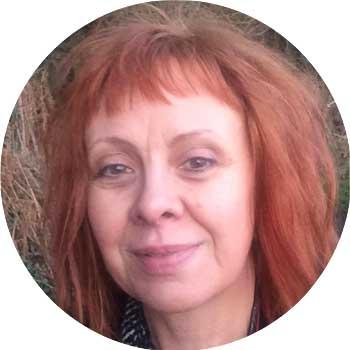 Author Rosie Burrows