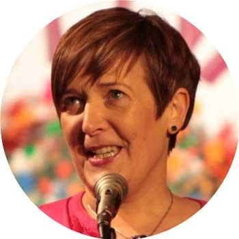 Author Trish Bennett