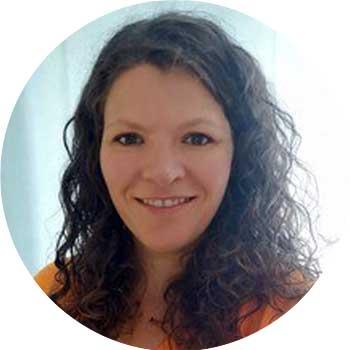 Author Vicky McFarland