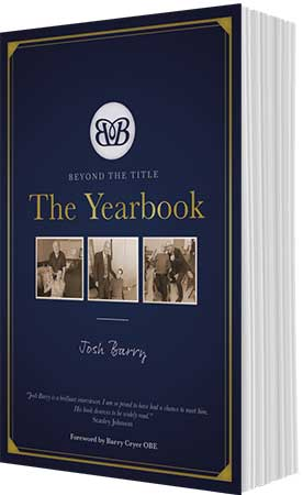 Beyond the Title - The Yearbook by Josh Barry