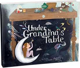 Under Grandma's Table by Emma O'Connor