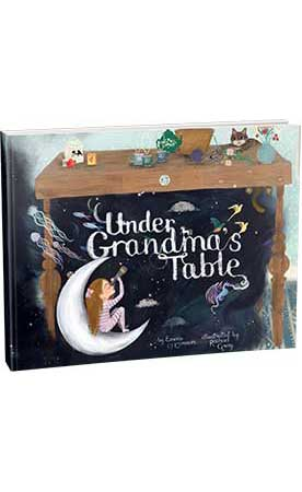 Under Grandma's Table by Emma O'Connor